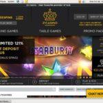 21 Casino Live Dealer