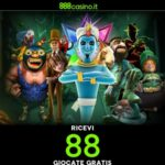 888casino Free Bet Terms