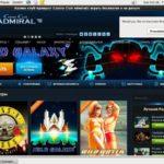 Admiral Casino Games Bonus