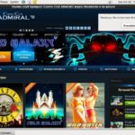 Admiral Casino Wagering