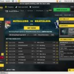 BetHard Sportsbook Live Streaming