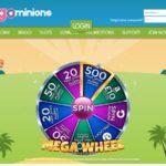 Bingo Minions Sign Up Code