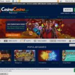 Casinocasino Deposit Match