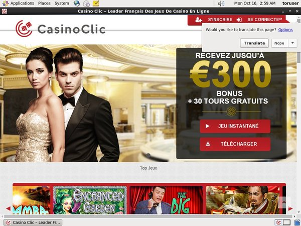 Casinoclic No Deposit Codes