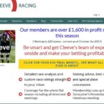 Cleeve Racing Mobile Deposit