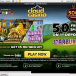 Cloud Casino Free Spins Code