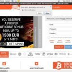 Das Ist Casino With Bitcoin