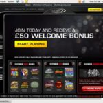 Dashcasino Live Casino Uk