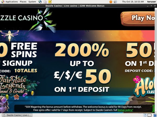 Dazzle Casino Iphone App