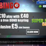 Deal Or No Deal Bingo Sign Up Deal
