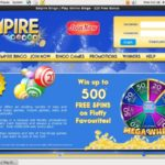 Empire Bingo Offer Bonus