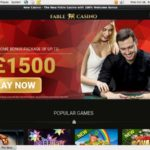 Fable Casino Pay By Options