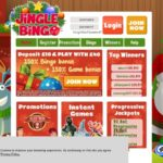 Jingle Bingo Online Casino Uk