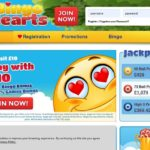 Join Bingo Hearts Promotion