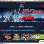 Liberty Slots Blackjack