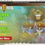 Luckycreek Casino Bonus Uk