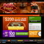 No Deposit 123 Vegas Win Bonus