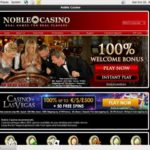 Noble Casino Play Online Casino