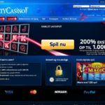 Party Casino (Denmark) Minimum Deposit