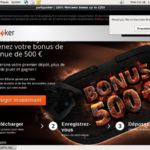 Party Poker Bet Online