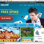Play Million Get Free Bet
