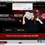 Promo Code Casinoextreme