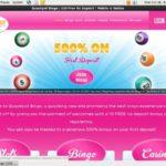Quackpot Bingo Lottery