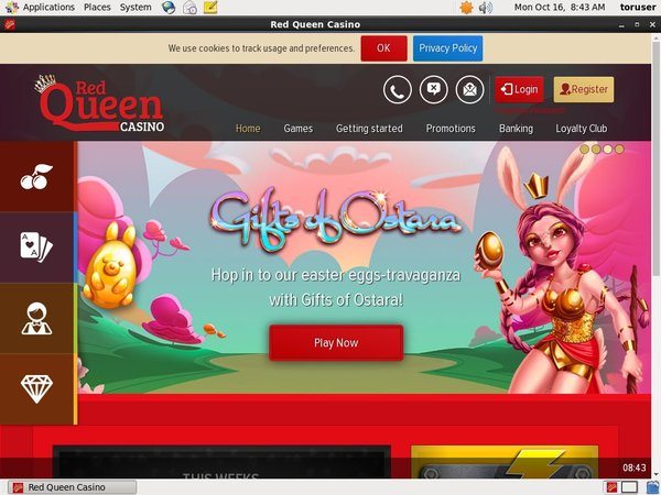 Red Queen Casino Football Betting
