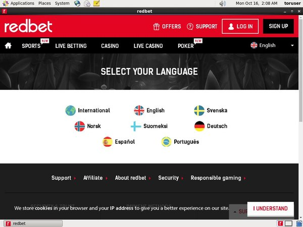 Redbet No Deposit Needed