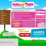Rewards Bingo Yard