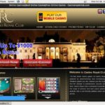 Royal Casino Club 100 Bonus