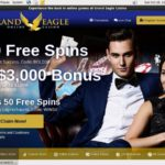 Sign Up Grand Eagle