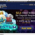 Signup Bonus Treasure Mile