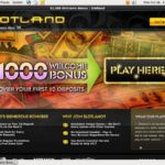 Slot Land Promotion