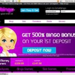 Timebingo Open Account