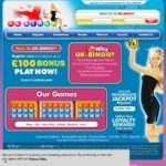 UK-Bingo Games Bonus