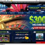 Vegascasino New Player Bonus