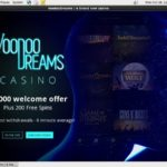 Voodoo Dreams Join Deal