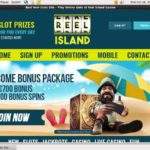 Welcome Bonus Reel Island