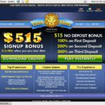 Welcome Lionslots Bonus