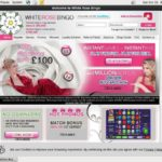 White Rose Bingo E-wallet