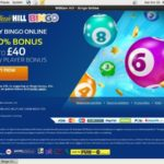 William Hill Bingo Visa
