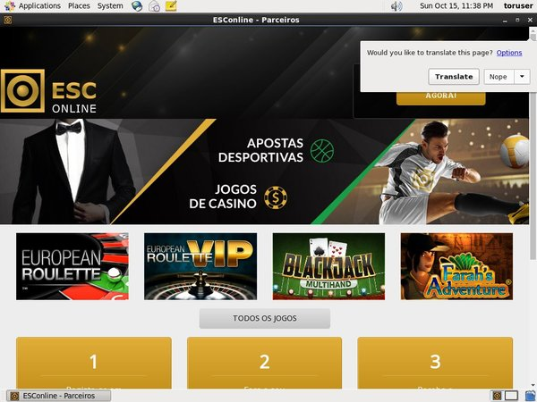 Estorilsolcasinos Internet Casino
