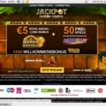 Jackpotmobilecasino Register