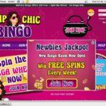 Rap Chic Bingo Add Currency