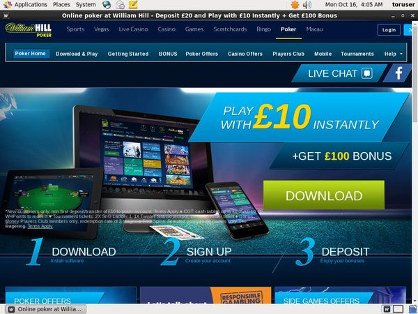 Williamhill Softbet