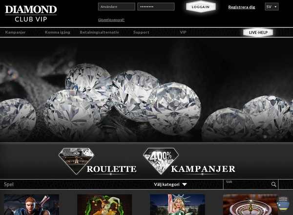 Diamond Club Forum