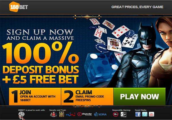 188bet Casino Sites