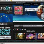Spinson Games