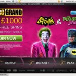 Euro Grand Casino Register Bonus